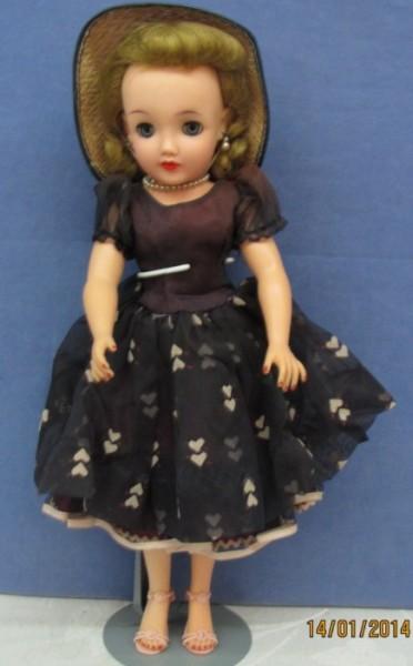 Ideal 18 Quot Miss Revlon Vintage 1950 S 1960 S Nice