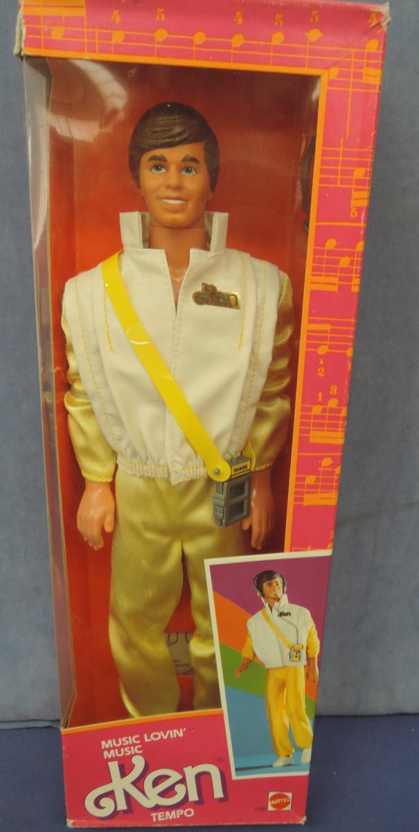 1985 Music Lovin Ken 2 1980 1989 Dolls Clothing
