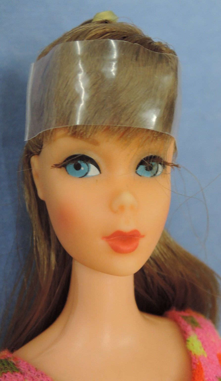 Vb215 1968 Twist N Turn Barbie 1967 74 Dolls Nice