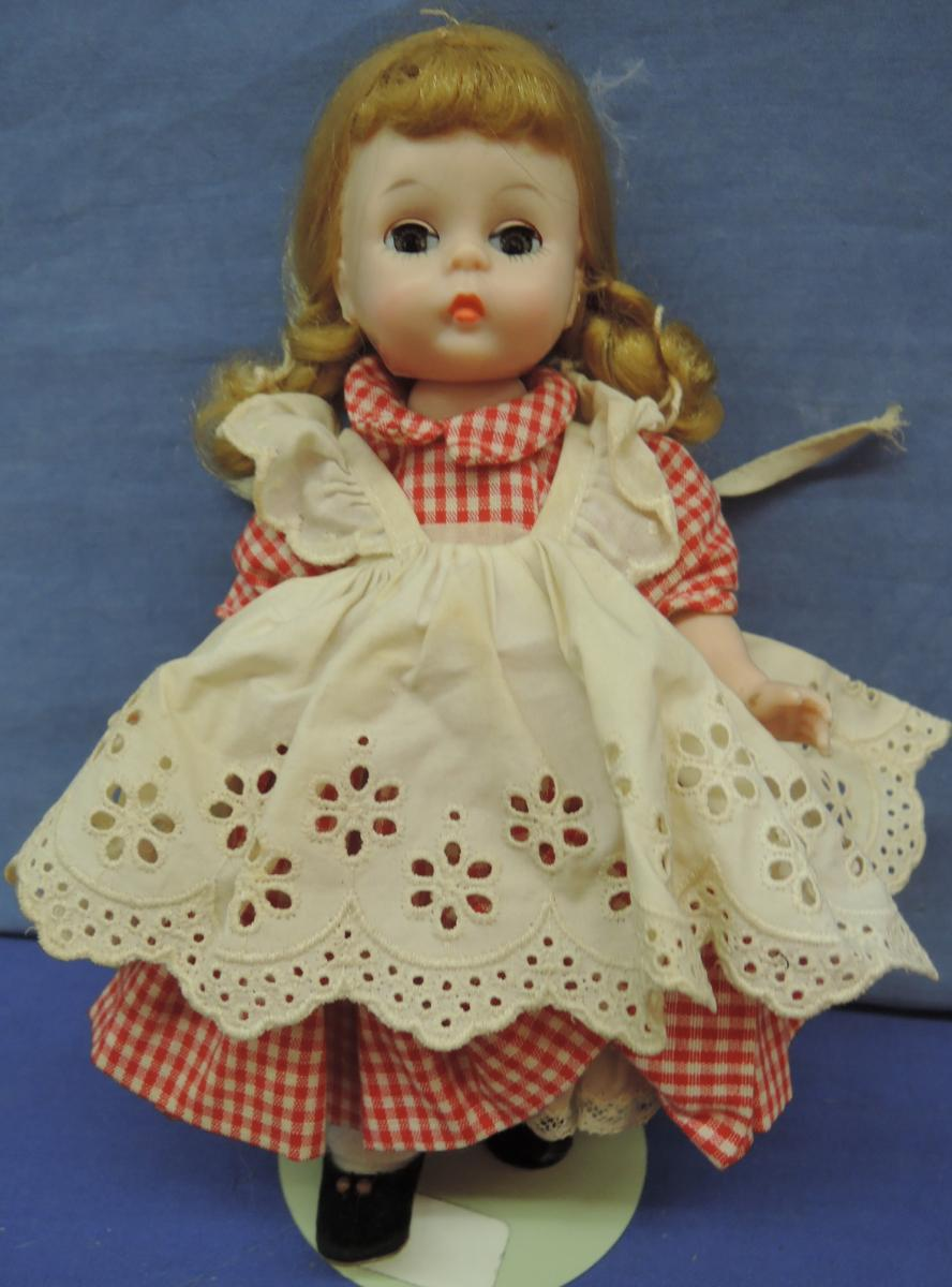 Mcguffy Ana Vintage Madame Alexander Nice Twice Dollshop