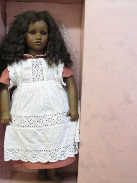 Fatou By Annette Himstedt Artist Dolls Nice Twice Dollshop