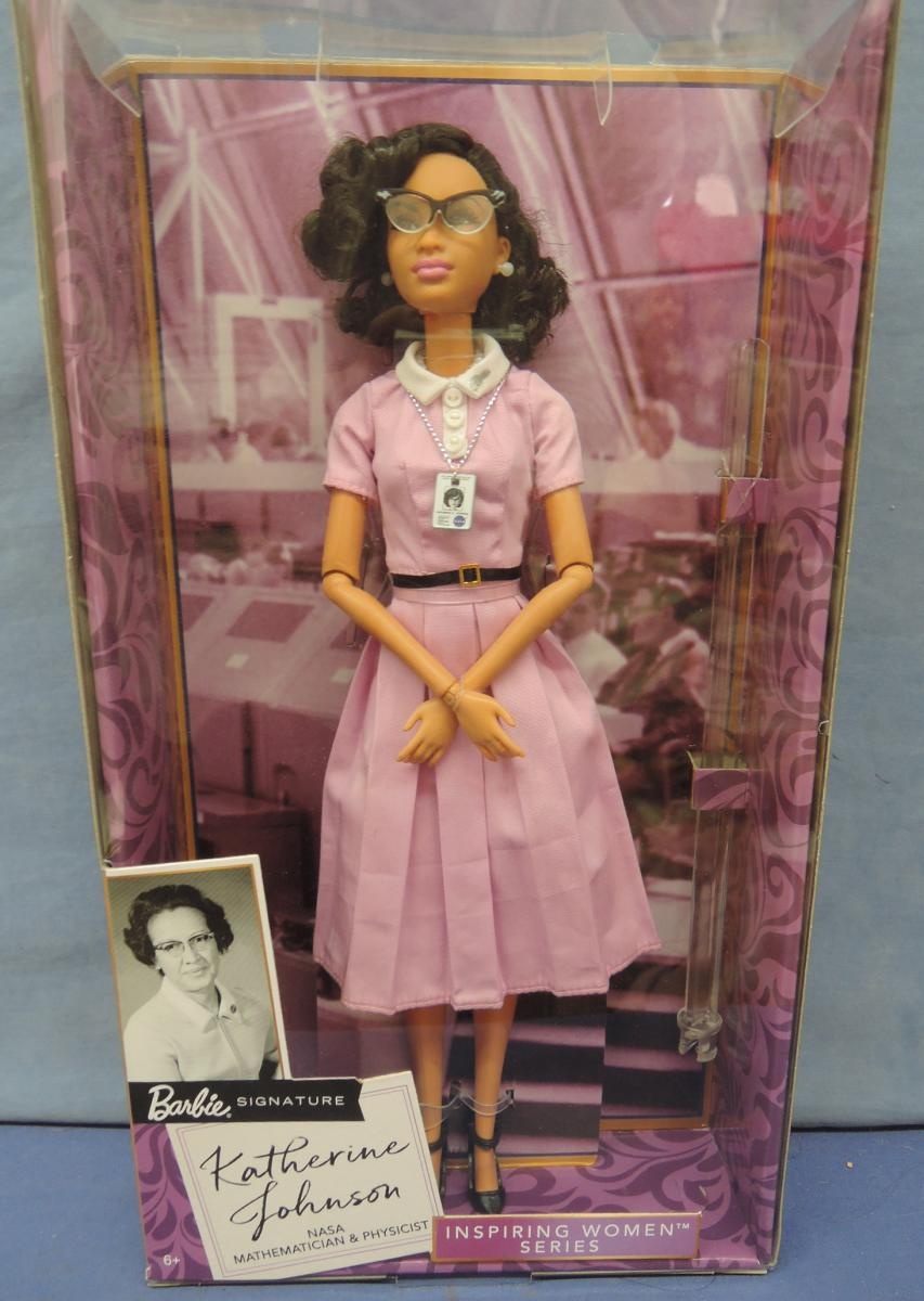 Barbie As Katherine Johnson Modern Collector Nice