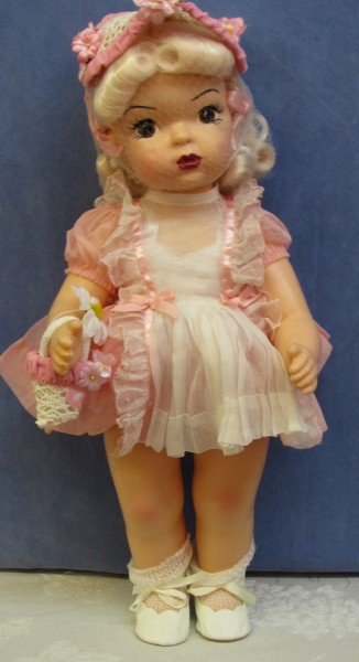 Tl0003 Terri Lee Reproduction Vintage 1950 S 1960