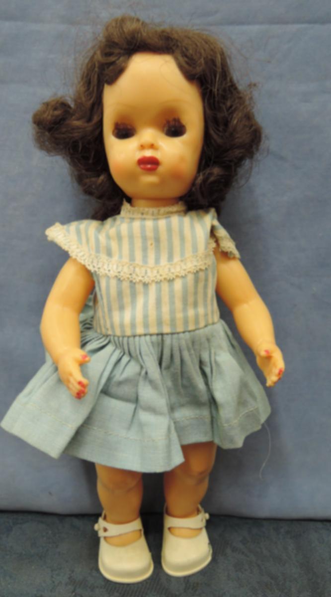 Tiny Terri Lee Vintage 1950 S 1960 S Nice Twice