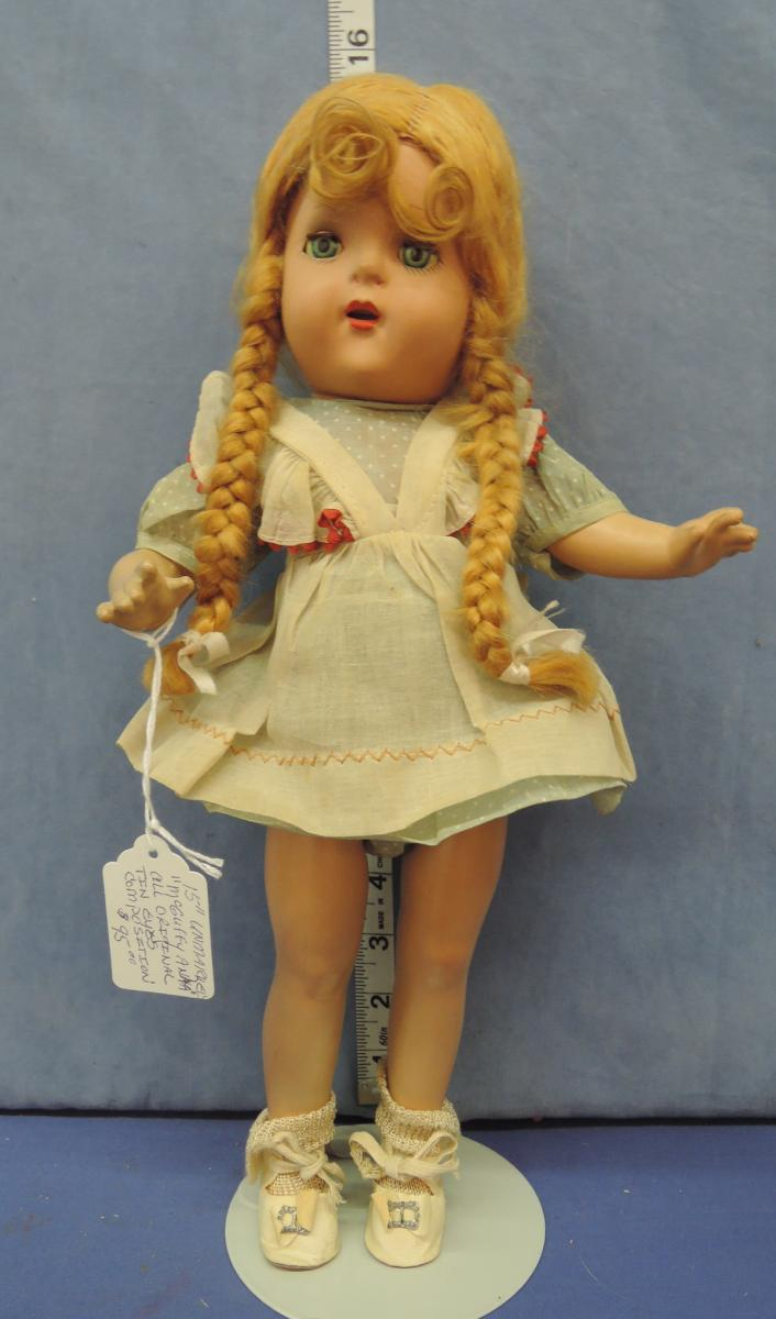 15 Quot Mc Guffy Like Doll Vintage 1930 1940 S Nice