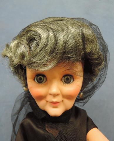 Grannykins Grandma Doll Vintage 1950 S 1960 S Nice